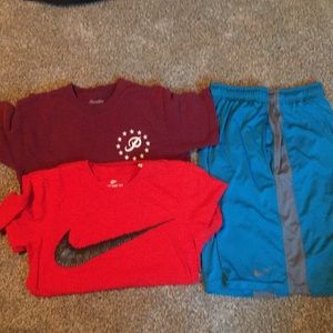 Other - Lot of T-shirt and Shorts Size Small
